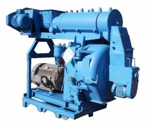 biomass wood pellet machine